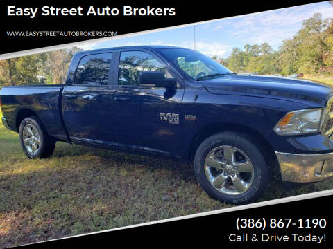2019 RAM Ram Pickup 1500 Classic for sale at Easy Street Auto Brokers in Lake City FL