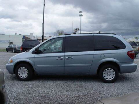 2004 Chrysler Town and Country for sale at Heersche Auto Sales in Wichita KS