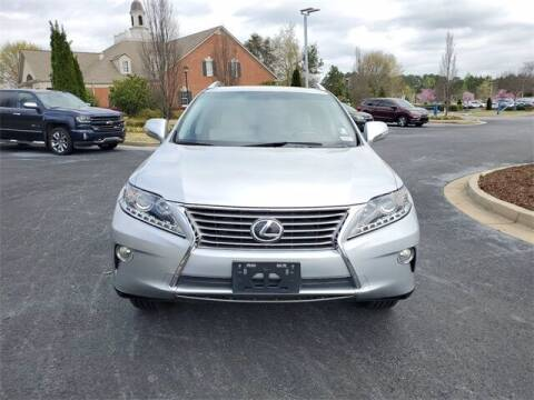 2013 Lexus RX 350 for sale at Southern Auto Solutions - Lou Sobh Honda in Marietta GA