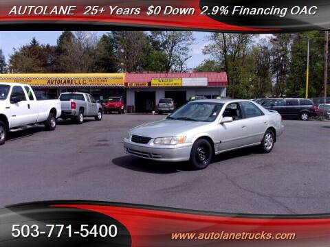 2000 Toyota Camry for sale at Auto Lane in Portland OR