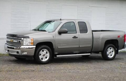 2013 Chevrolet Silverado 1500 for sale at Kohmann Motors & Mowers in Minerva OH