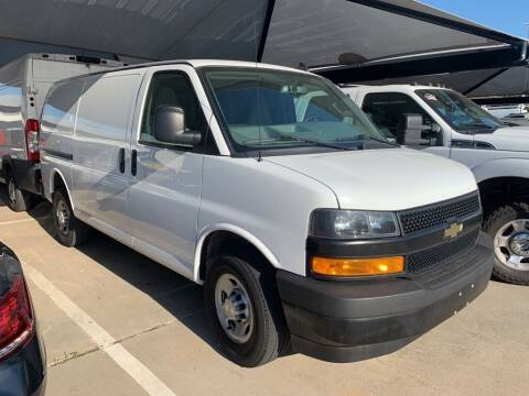 2018 Chevrolet Express Cargo for sale at Excellence Auto Direct in Euless TX