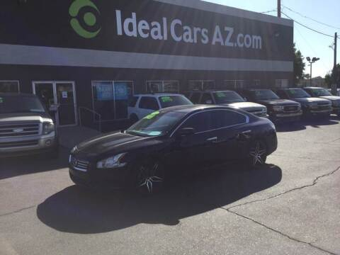 2014 Nissan Maxima for sale at Ideal Cars Apache Junction in Apache Junction AZ