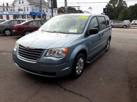 2008 Chrysler Town and Country for sale at TC Auto Repair and Sales Inc in Abington MA