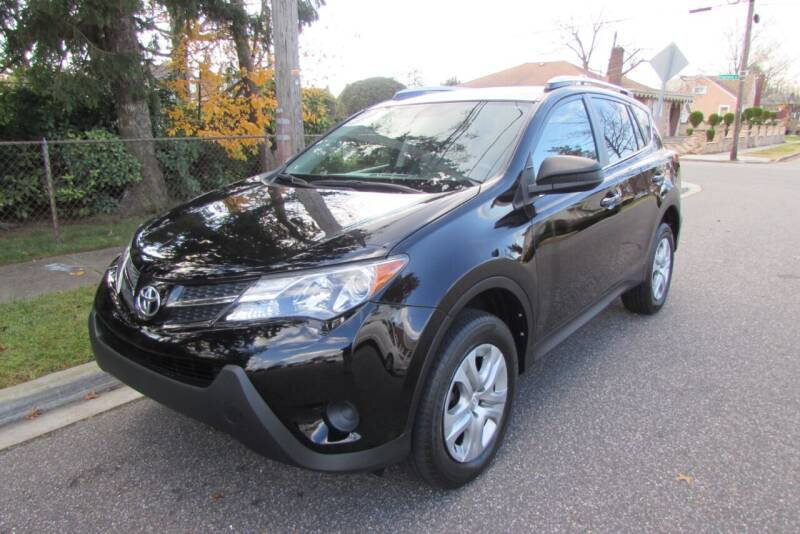 2014 Toyota RAV4 for sale at First Choice Automobile in Uniondale NY