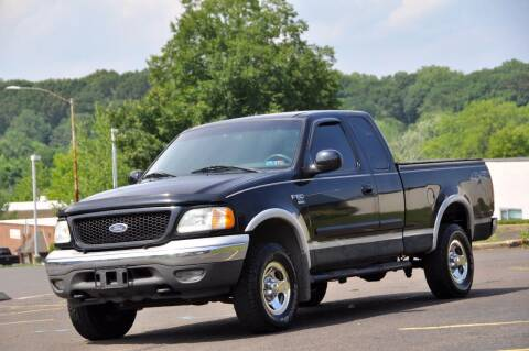 2002 Ford F-150 for sale at T CAR CARE INC in Philadelphia PA