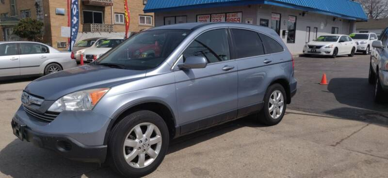 2007 Honda CR-V for sale at Nationwide Auto Group in Melrose Park IL