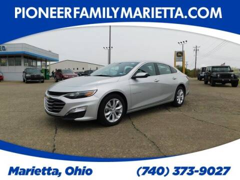2019 Chevrolet Malibu for sale at Pioneer Family preowned autos in Williamstown WV
