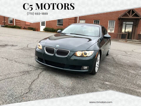 2008 BMW 3 Series for sale at C5 Motors in Marietta GA
