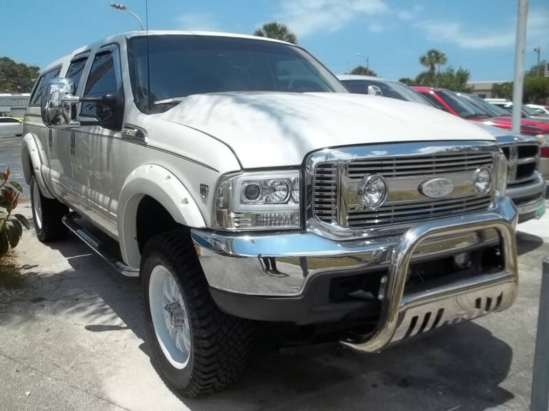 2002 Ford F-350 Super Duty for sale at PJ's Auto World Inc in Clearwater FL