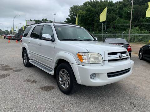 2007 Toyota Sequoia for sale at Super Wheels-N-Deals in Memphis TN