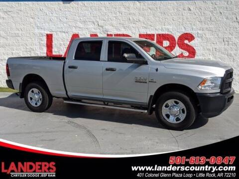2017 RAM Ram Pickup 2500 for sale at The Car Guy powered by Landers CDJR in Little Rock AR