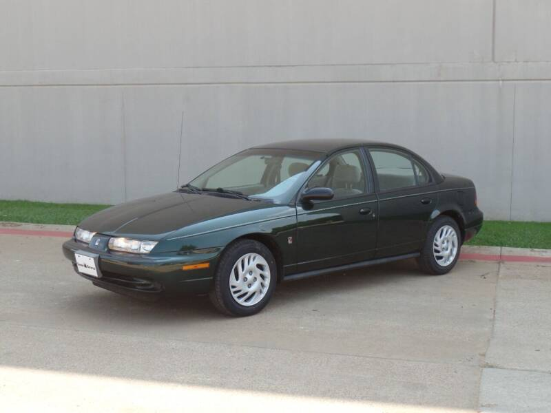 1998 Saturn S-Series for sale at CROWN AUTOPLEX in Arlington TX