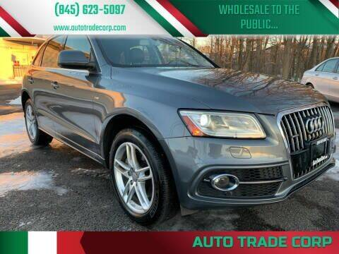 2014 Audi Q5 for sale at AUTO TRADE CORP in Nanuet NY