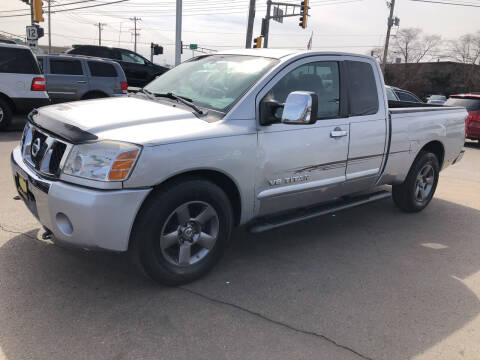 2005 Nissan Titan for sale at Top Notch Auto Brokers, Inc. in Palatine IL
