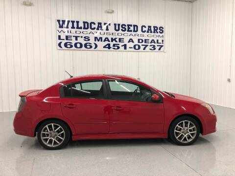 2007 Nissan Sentra for sale at Wildcat Used Cars in Somerset KY