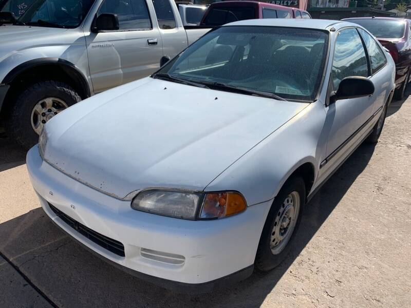 1994 Honda Civic for sale at Shift Automotive in Denver CO