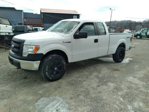 2013 Ford F-150 for sale at Sissonville Used Cars in Charleston WV