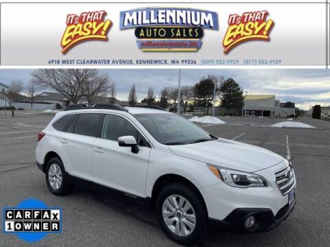 2016 Subaru Outback for sale at Millennium Auto Sales in Kennewick WA