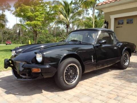1980 Triumph Spitfire for sale at Haggle Me Classics in Hobart IN