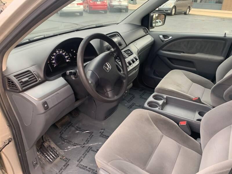 2007 Honda Odyssey LX 4dr Mini-Van - Cuyahoga Falls OH