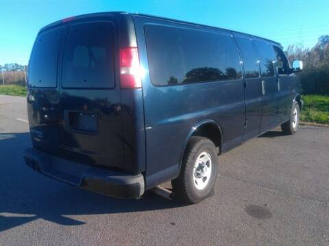 2012 Chevrolet Express Passenger for sale at Smart Chevrolet in Madison NC