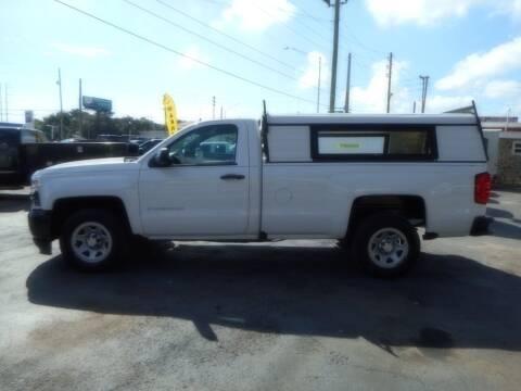 2016 Chevrolet Silverado 1500 for sale at Florida Suncoast Auto Brokers in Palm Harbor FL