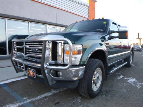 2010 Ford F-250 Super Duty for sale at Torgerson Auto Center in Bismarck ND