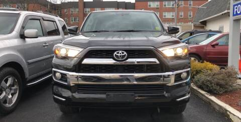 2015 Toyota 4Runner for sale at OFIER AUTO SALES in Freeport NY