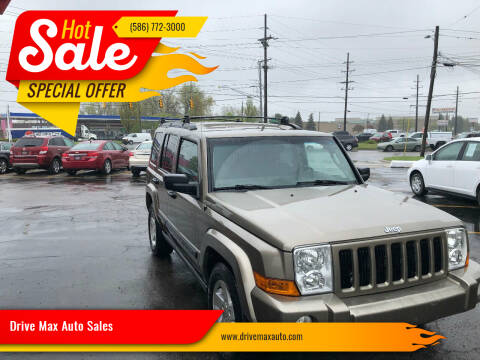 2006 Jeep Commander for sale at Drive Max Auto Sales in Warren MI