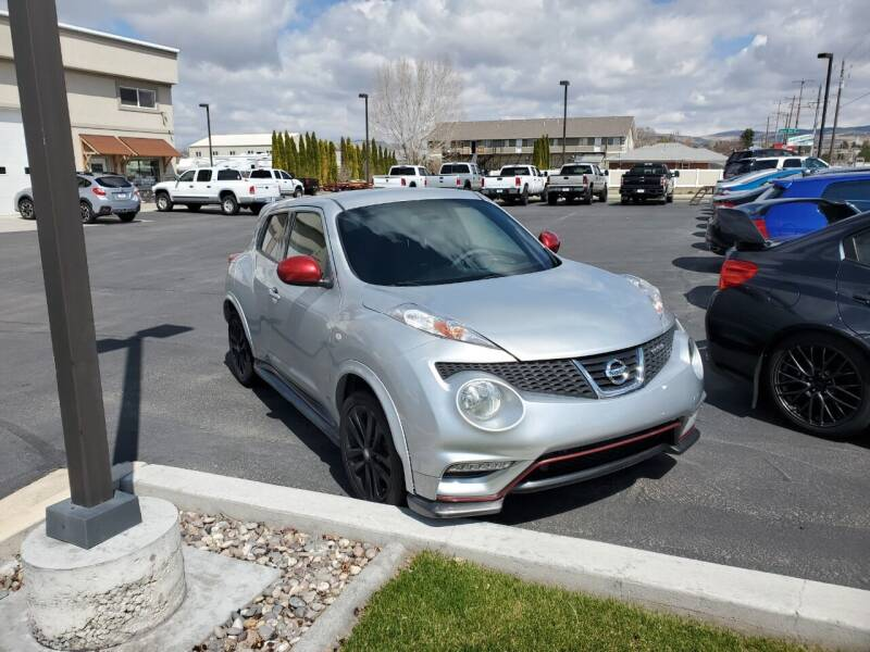2013 Nissan JUKE for sale at Auto Image Auto Sales Chubbuck in Chubbuck ID