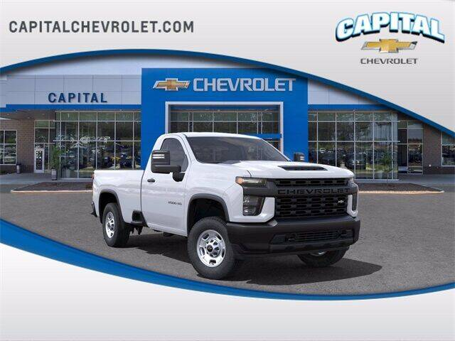 2022 Chevrolet Silverado 2500HD for sale in Wake Forest, NC