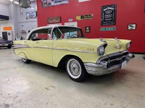1957 Chevrolet Bel Air for sale at Klemme Klassic Kars in Davenport IA