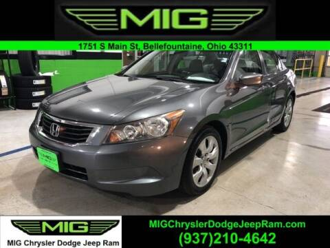 2009 Honda Accord for sale at MIG Chrysler Dodge Jeep Ram in Bellefontaine OH