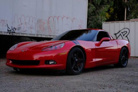 2006 Chevrolet Corvette for sale at Sports Plus Motor Group LLC in Sunnyvale CA