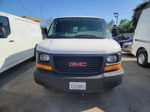 2005 GMC Savana Cargo for sale at Shick Automotive Inc in North Hills CA