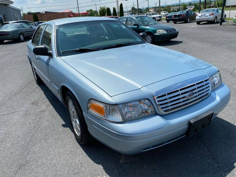 2008 Ford Crown Victoria for sale at A & D Auto Group LLC in Carlisle PA