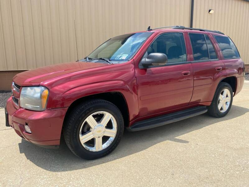 2008 Chevrolet TrailBlazer for sale at Prime Auto Sales in Uniontown OH