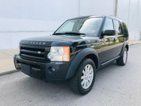 2007 Land Rover LR3 for sale at WALDO MOTORS in Kansas City MO