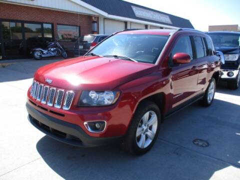 2015 Jeep Compass for sale at Eden's Auto Sales in Valley Center KS