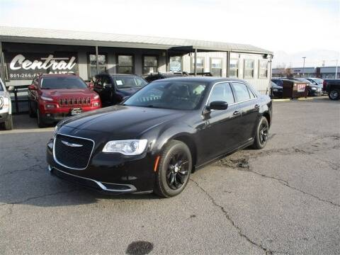 2015 Chrysler 300 for sale at Central Auto in South Salt Lake UT