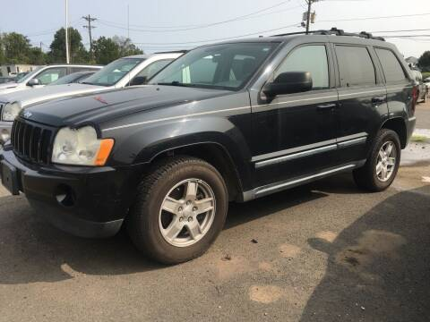 2007 Jeep Grand Cherokee for sale at Absolute Auto in Middlesex NJ