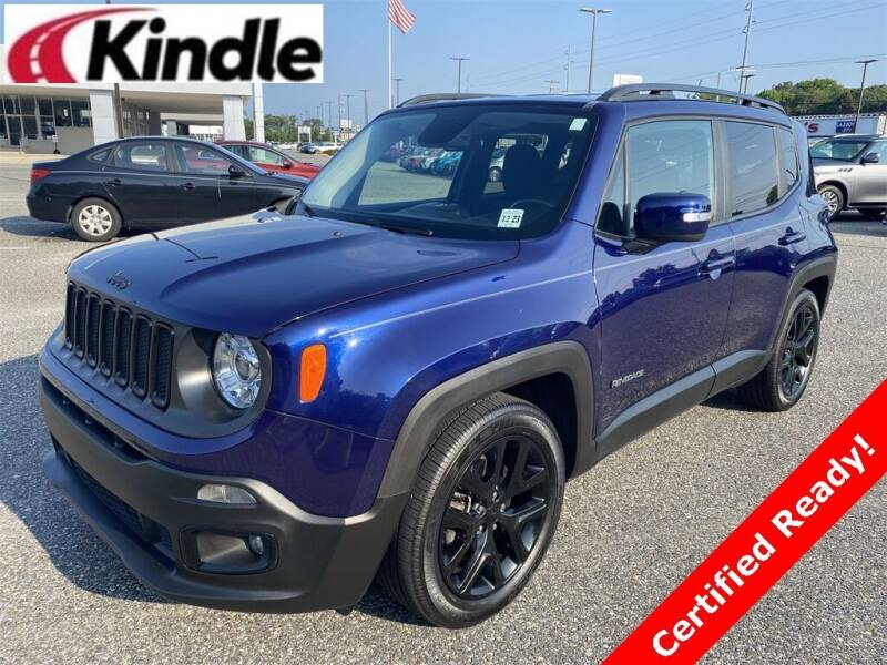 2017 Jeep Renegade for sale at Kindle Auto Plaza in Cape May Court House NJ