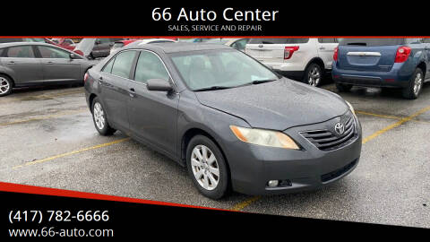 2008 Toyota Camry for sale at 66 Auto Center in Joplin MO