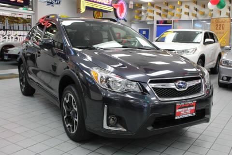 2017 Subaru Crosstrek for sale at Windy City Motors in Chicago IL
