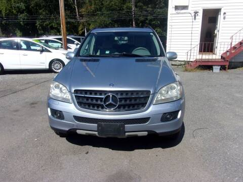 2007 Mercedes-Benz M-Class for sale at Balic Autos Inc in Lanham MD
