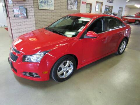 2012 Chevrolet Cruze for sale at Arnold Motor Company in Houston PA