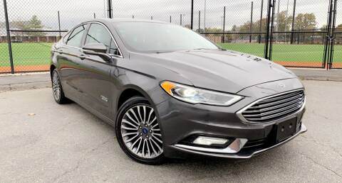 2017 Ford Fusion Energi for sale at Maxima Auto Sales in Malden MA