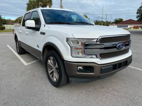 2019 Ford F-150 for sale at Consumer Auto Credit in Tampa FL