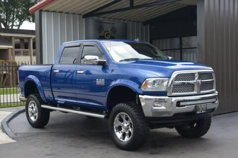 2015 RAM Ram Pickup 2500 for sale at G MOTORS in Houston TX